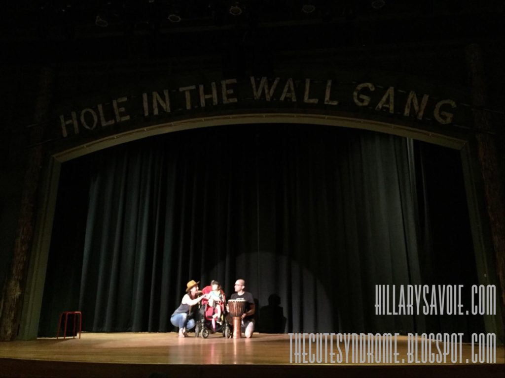 Summer Camp for Kids with Rare Diseases: Hole in the Wall Gang Camp